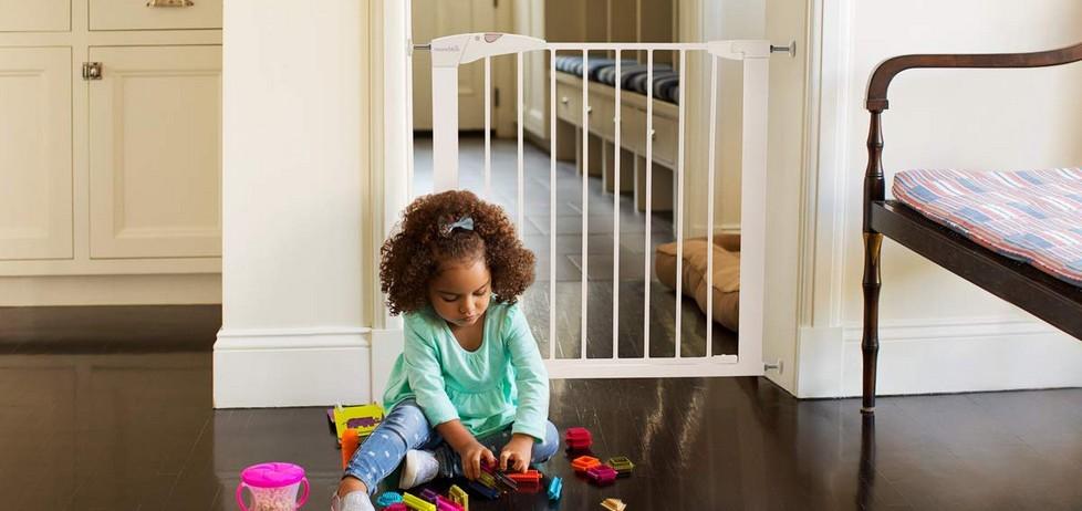 Barrière de sécurité pour enfants