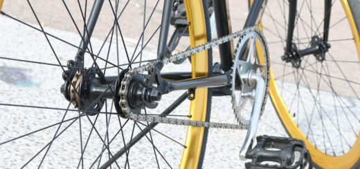 Chaîne de vélo